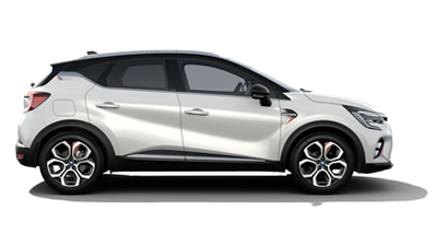 Renault All-New Captur E-TECH Plug-in Hybrid