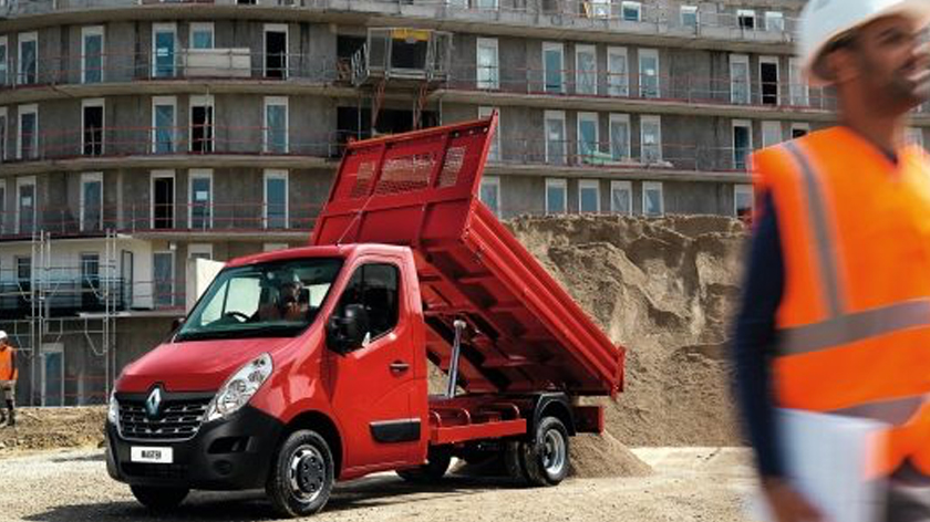Renault Master-Conversions